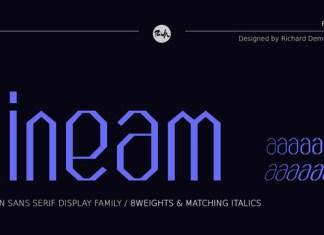 Lineam Font