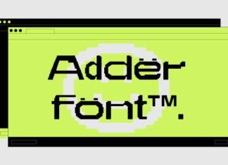 Adder Font