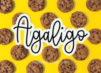 Agaligo Font