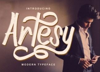 Artesy Font
