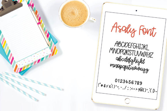 Asaly Font