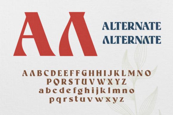 Aveline Font