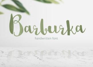 Barburka Font