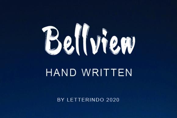 Bellview Font