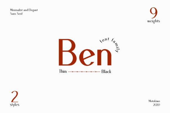 Ben Font