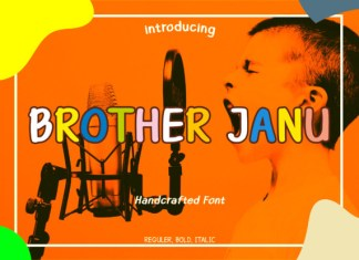 Brother Janu Font