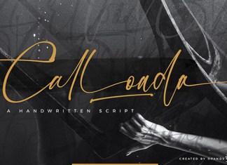 Calloada Font