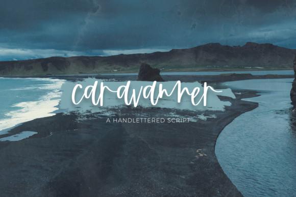 Caravanner Font