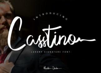 Casstino Font