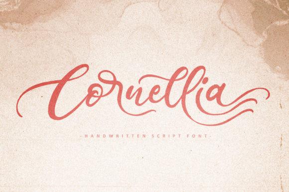 Cornellia Font