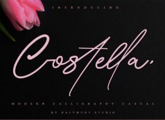 Costella Font