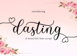 Dasting Font