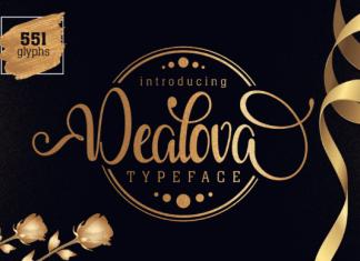 Dealova Font