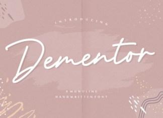 Dementor Font
