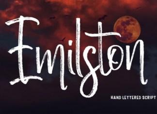 Emilston Font