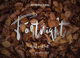Fortnight Font