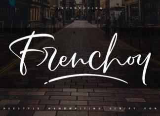 Frenchoy Font
