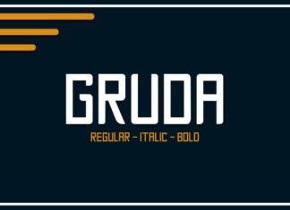 Gruda Font