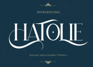 Hatolie Font
