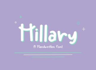 Hillary Font
