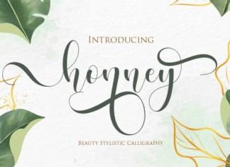 Honney Font