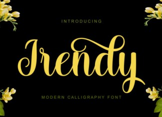 Irendy Font