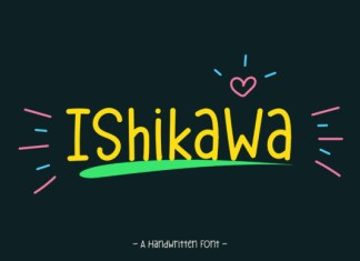 Ishikawa Font