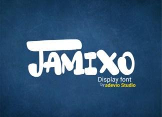 Jamixo Font