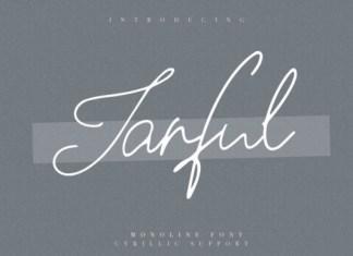 Jarful Font