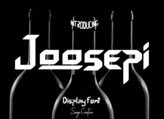 Joosepi Font