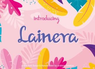 Lainera Font