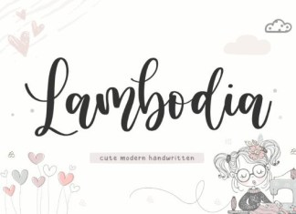 Lambodia Font