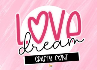 Love Dream Font