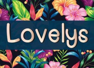 Lovelys Font