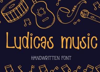 Ludicas Music Font