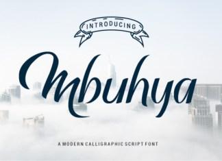 Mbuhya Font
