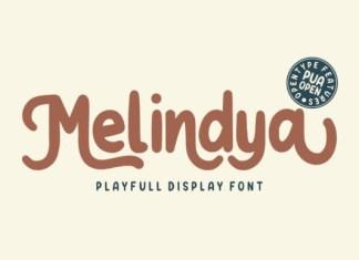 Melindya Font
