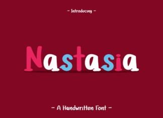 Nastasia Font