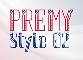 Premy Style Font
