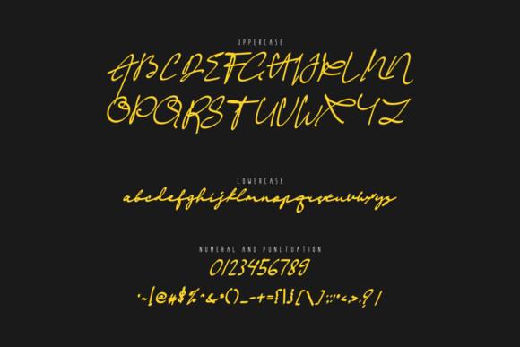 Prewedding Font