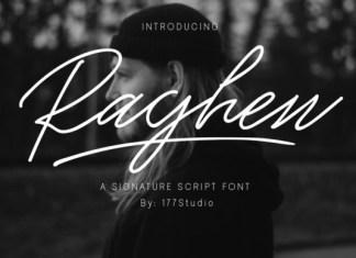 Raghen Font