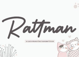 Rattman Font