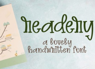 Readery Font