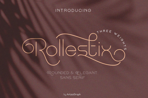 Rollestix Font