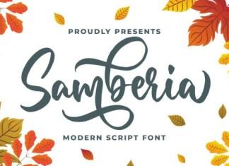 Samberia Font