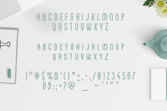 Serdelek Font