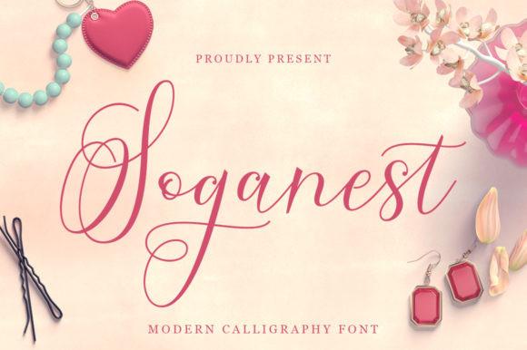 Soganest Font