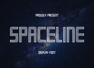 Spaceline Font