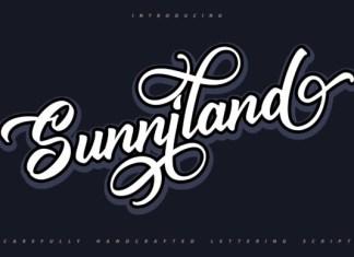 Sunniland Font