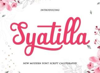 Syatilla Font